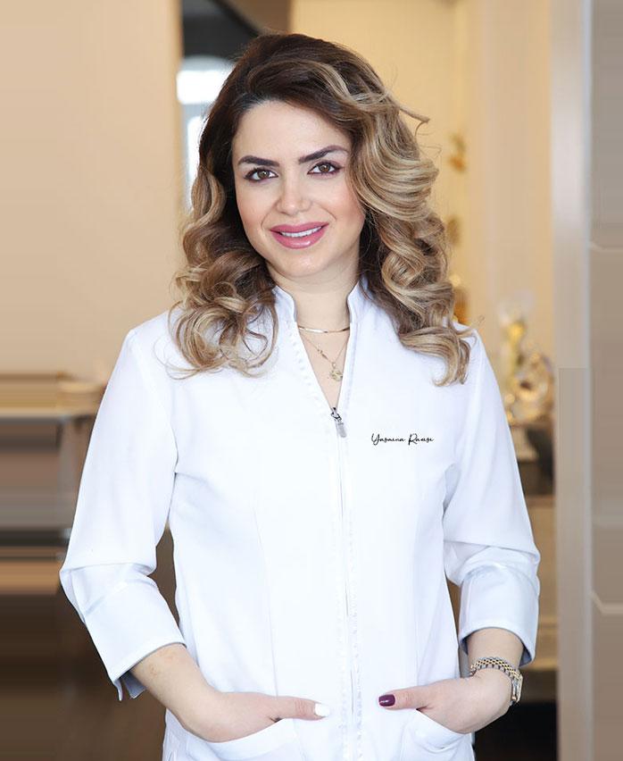 Yasmina Hadizadeh Raeissi